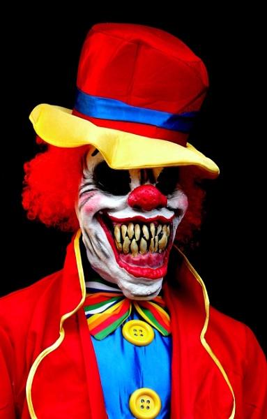 Portrait of a Clown by Philip_H