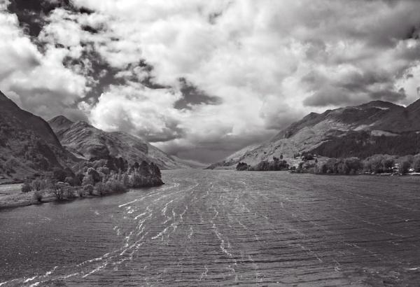 Loch Shiel by Malfun