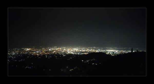 Cebu City Lights by BobDraper
