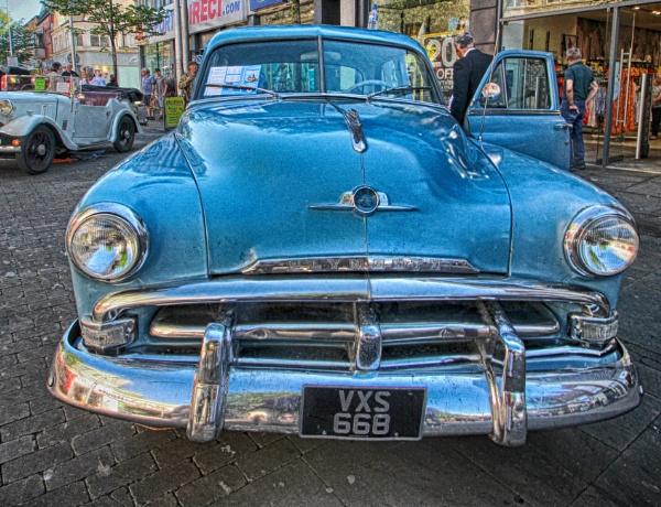 AMERICAN CAR by SOUL7