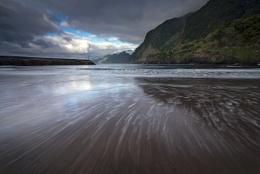 Madeira. Bay of Seixal