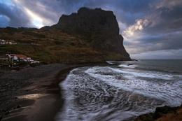 Madeira. Gulf of Potro da Cruz