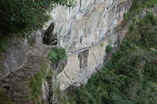 Inca bridge by frogs123