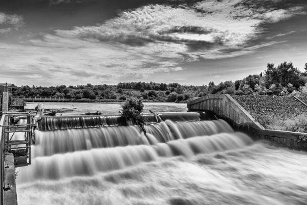Woolston Weir by dlm71