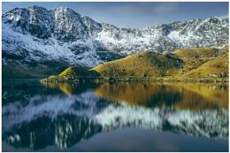 Snowdonia Reflections.