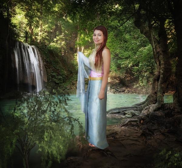 Jittirat_Pfrommer_Pond Black Forest by yuaho