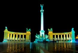 Hosok Tere. Budapest.