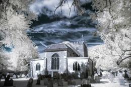 Droxford Church.7IR