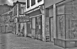 A WALK DOWN BROKEN STREET
