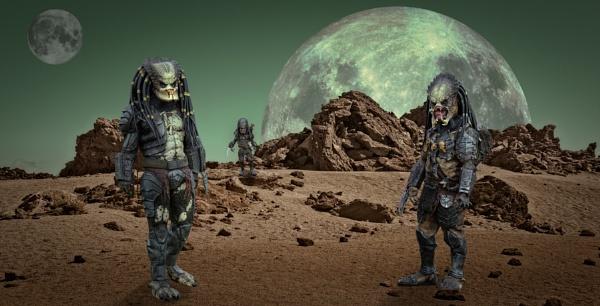 Predator world by Draig37