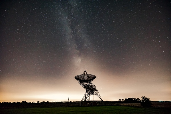 Mullard Radio Astronomy Observatory, Cambridge, Milky Way, 15th