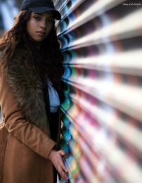 Ariana Gomes Top Model at Camden Lock