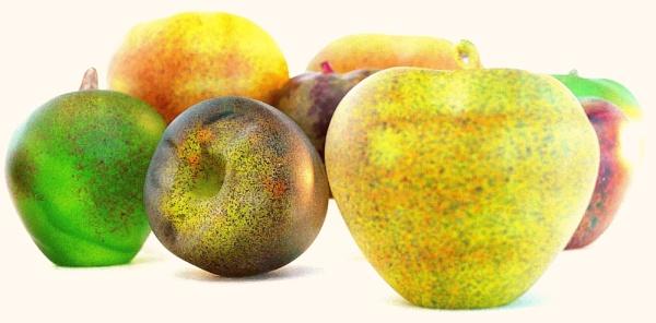 Apple\'s & pears by alandeja