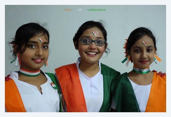 Spirit Of Indipendence by prabhusinha