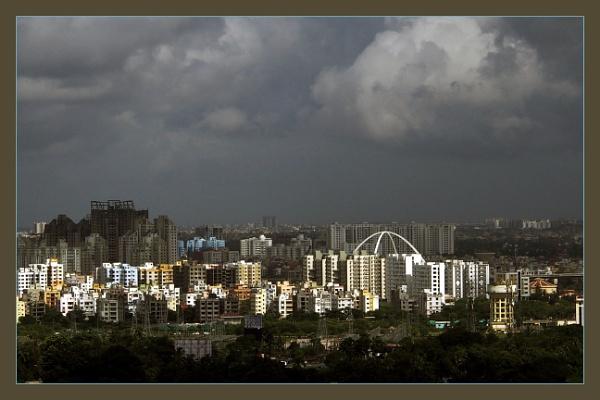 Sky Walk by prabhusinha