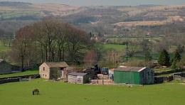 Yorkshire Dales Farmstead