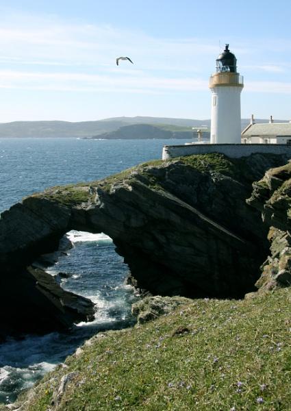 Lighthouse by SCUBAMAN
