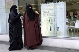 Burqa IV