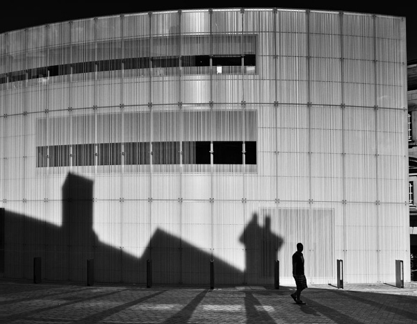 New Usher Hall Shadow by AndyTheBee