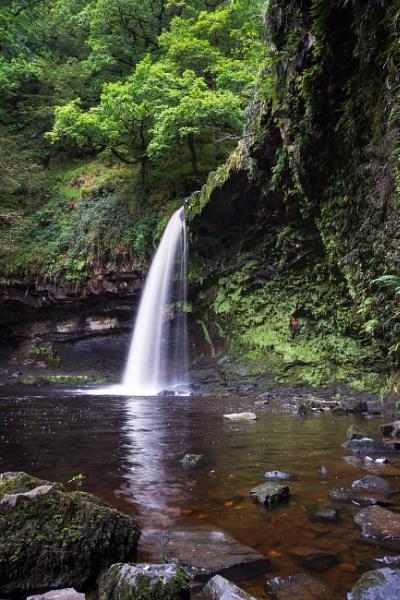 The Lady Falls
