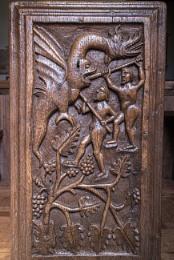 Medieval Benchend
