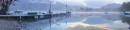 Ullswater morning sunrise by deavilin