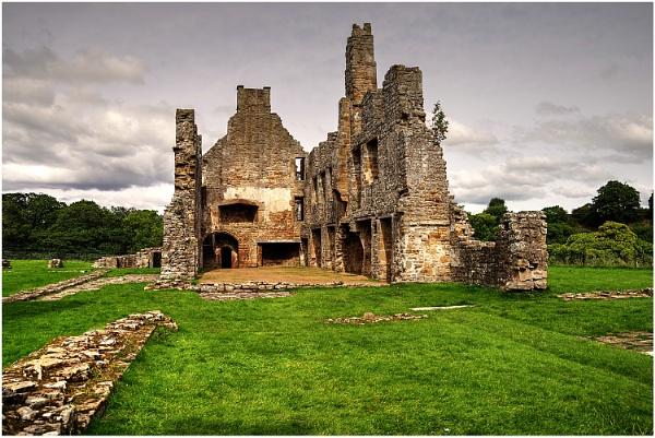 Egglestone Abbey by johnriley1uk