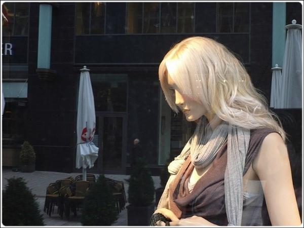 miss lilywhite by FabioKeiner