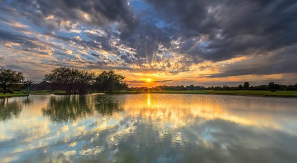 Janesmoor Sunset by NickLucas