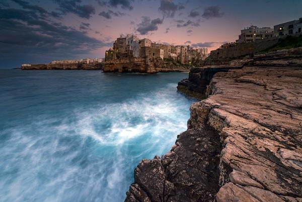 Italy_Apulia_Polignano a Mare. by jerryiron
