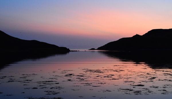 Sunset at Mavis Grind by HelenMarie