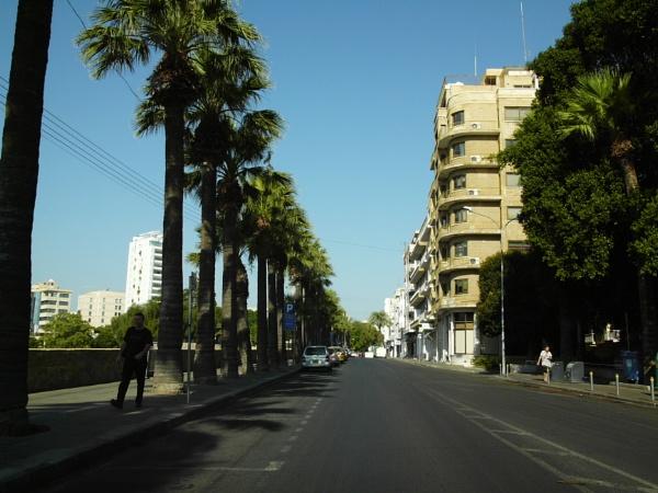 Old Nicosia  Streets