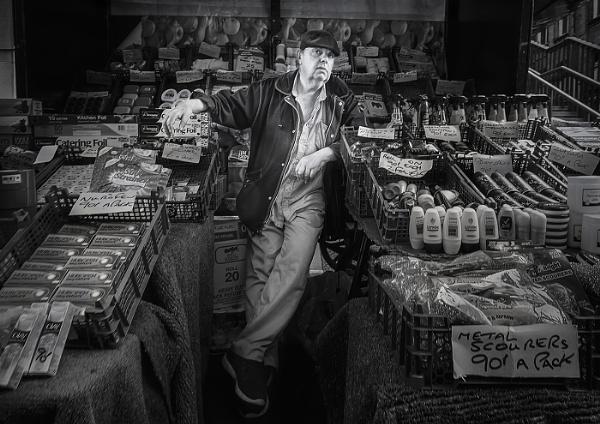 Croydon trader by Lyndakmorris