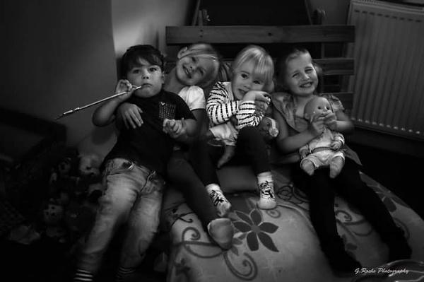 Back street kids by Groche