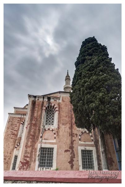 Suleymaniye Mosque Rhodes by IainHamer