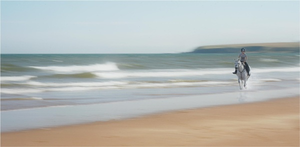Beach Rider by MalcolmM