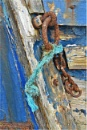 Auchmithie Boat Detail by MalcolmM
