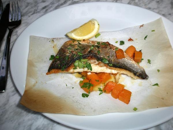 Fish Dinner by happysnapperman