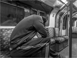 Photo : Stranger on a Train