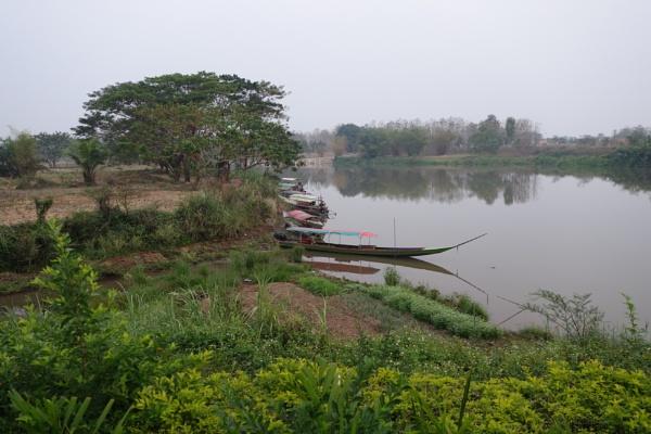 Thai Boats by Merlin_k