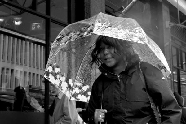 Rain III by optik