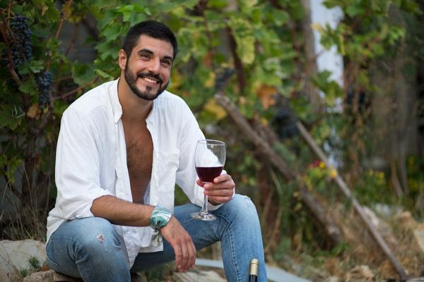 Wine by xenija