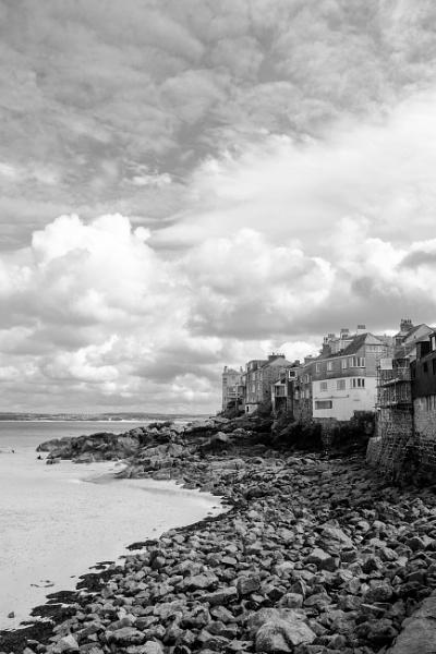 Cornwall Beach by touchingportraits