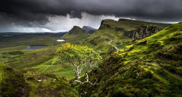 Quiraing Rainstorm by bill33
