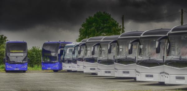 Volvo Parade by Lord_Raglan