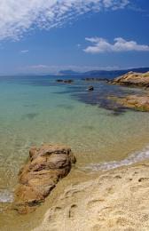 sand sea Skiathos