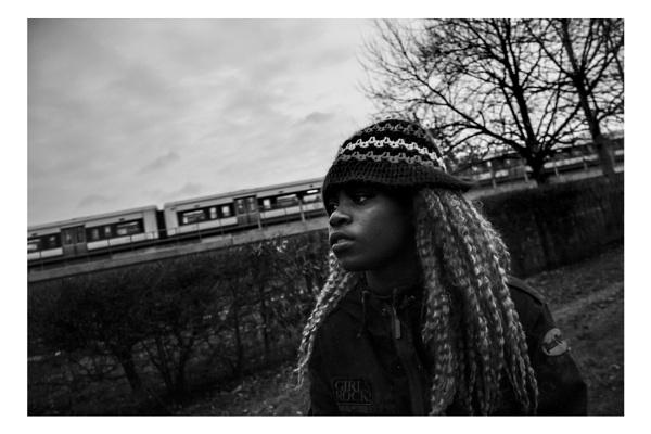 Walking the line by JeffHubbardPhotography