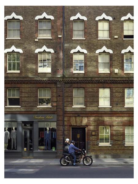 Interlude on Commercial street by JeffHubbardPhotography