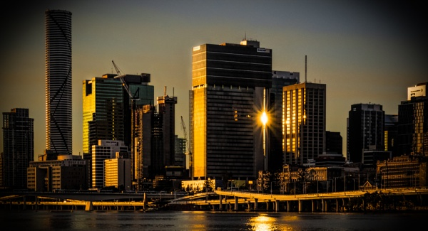 All that Glitters, Brisbane, Queensland by BobinAus