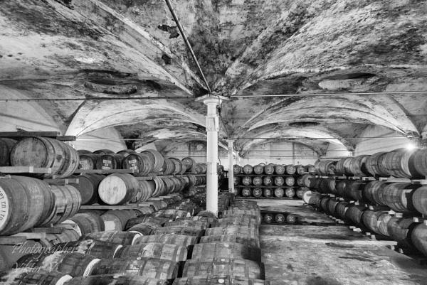 Whisky Distillery by Sambomma